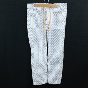 J. Crew Arrow Ikat Pull-On Pant Size 6